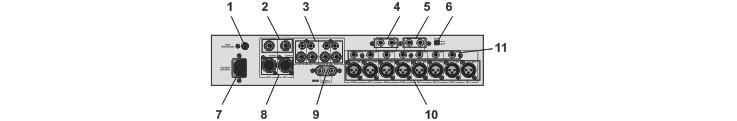 Задняя панель PP-9214