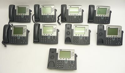 Cisco IP Phone 7912 инструкция - картинка 2
