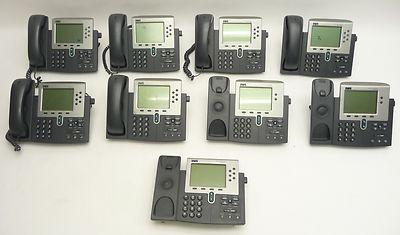 распродажа Cisco IP Phone 7910 7911G 7912 7960G 7970G avaya