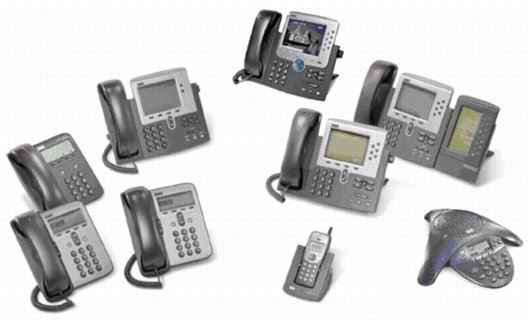 Cisco IP Phone 7912 инструкция - картинка 3