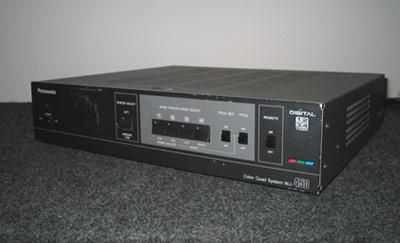Panasonic WJ-450